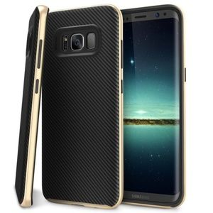 Other - Samsung Galaxy S8 Cell Phone Case Gold